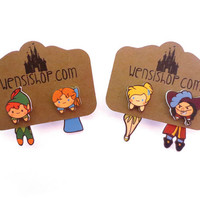 Neverland Cling Earrings