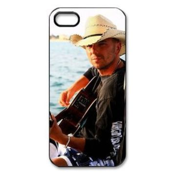 Kenny Chesney iPhone 5 Case Hard Snap On Case for iPhone 5