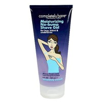 Completely Bare Moisturizing No-Bump Shave Gel - 6oz