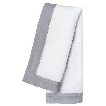 Set of Grey Agrilla Table Linens