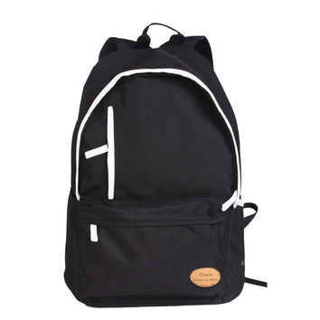 College Back To School Comfort Stylish On Sale Hot Deal Ladies Korean Casual Backpack [6542306883]