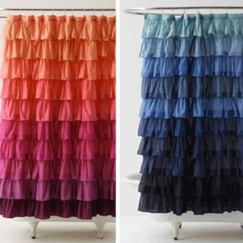 Best Ombre Shower Curtain Products On Wanelo