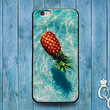 Cool Tropical Pineapple Phone Case Ocean Cover iPod iPhone 4 4s 5 5s 5c 6 Plus +
