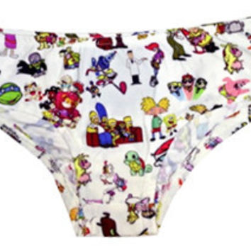 90'S CARTOON PANTIES - PREORDER
