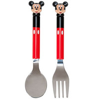 Mickey Mouse Flatware Set 2 Pc by Disney