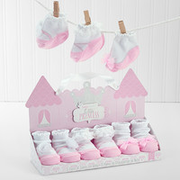 Little Princess Baby Socks 3 pairs