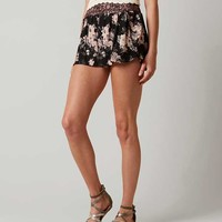 ANGIE FLORAL SHORT