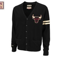 Assistant Coach Cardigan - Mitchell & Ness Nostalgia Co.