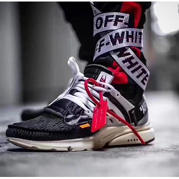 Off-White x Nike Air Presto Hatfield Sneaker