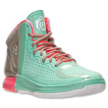 Boys' Grade School adidas D Rose 4.0 Basketball Shoes