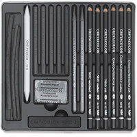 Cretacolor Charcoal Drawing Set - BLICK art materials