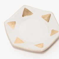 The Object Enthusiast Hexagon Ring Dish