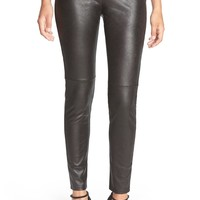 Trouve | Faux Leather Leggings | Nordstrom Rack