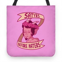 Satyrs Before Haters