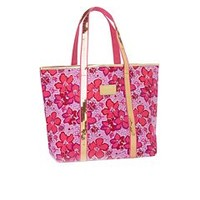 FINAL SALE - Sparkle Tote - Sigma Kappa - Lilly Pulitzer