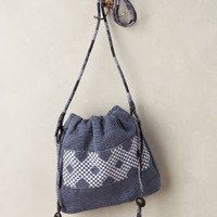 Aurore Crossbody Bag by Mayabags Blue All Bags