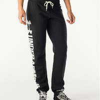 Women's Under Armour Favorite Fleece Boyfriend Pants