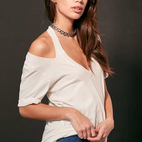 Truly Madly Deeply Nine Iron Halter Tee - Urban Outfitters