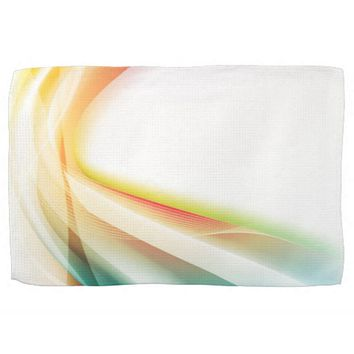 Abstract Swirl 2 Hand Towels