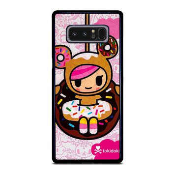 TOKIDOKI DONUTELLA Samsung Galaxy Note 8 Case Cover