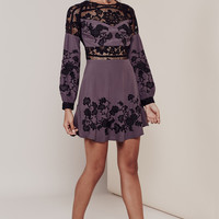 ISABELLA LONG SLEEVE DRESS