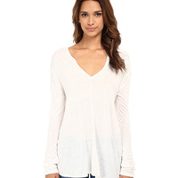 Free People Solid Sahara Top