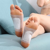 Detox Foot Pads - Package of 100 pcs - Herbal Cleanse while you Sleep