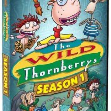 Lacey Chabert & Tim Curry & Cathy Malkasian-The Wild Thornberrys: Season 1