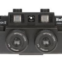 Holga 120 3D Stereo Camera - Lomography Shop