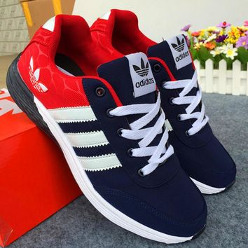 """Adidas"" Trending Fashion Casual Sports Shoes Red"