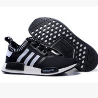 """ADIDAS"" Trending Fashion Casual Sports Shoes  Black white"