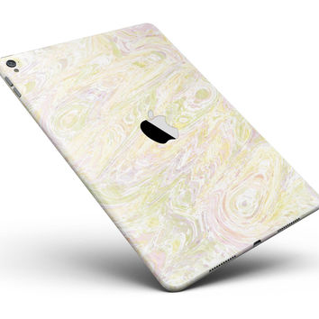 """Slate Marble Surface V20 Full Body Skin for the iPad Pro (12.9"""" or 9.7"""" available)"""