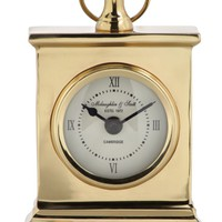 Golden Table Clock | Gifts for Her | Gifts | Z Gallerie