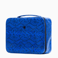 Diva Makeup Case - Blue Allure