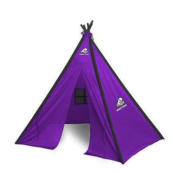Texas Christian University Teepee Play Tent