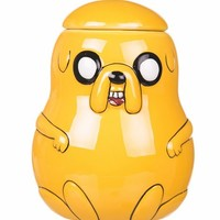 Adventure Time Jake 3D Ceramic Cookie Jar : TruffleShuffle.com