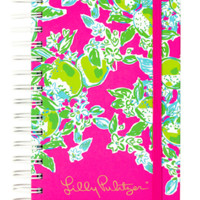 Lilly Pulitzer Medium 17 Month Agenda- Pink Lemonade