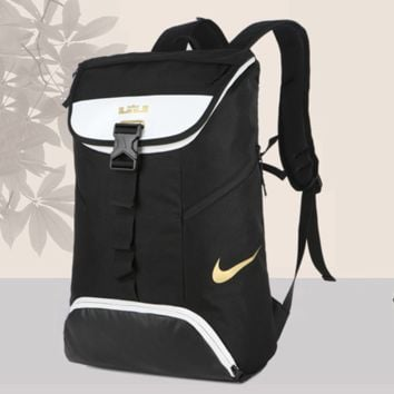 """NIKE"" Casual Sport Laptop Bag Shoulder School Bag Backpack G-A-MPSJBSC"