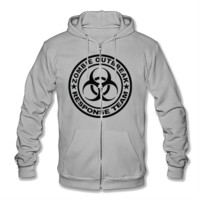 Walking Dead Season 5 Men's Zip Hoodie - Men's Zip Hoodie