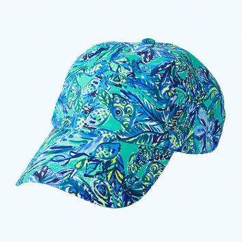Run Around Hat | 27476-bennetbluesneakabeakhat | Lilly Pulitzer