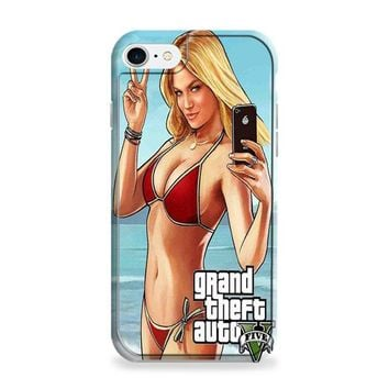 Grand Theft Auto 5 Sexy Girl iPhone 6 | iPhone 6S Case