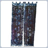 Sun & Moon Curtain Pair