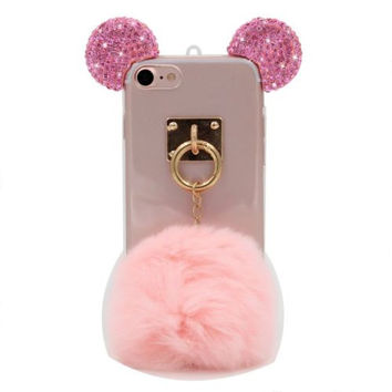 Disney Mickey Mouse Ears Case For iPhone 7