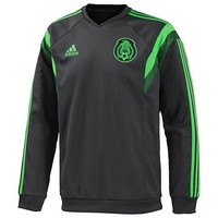 Mexico adidas Team Sweatshirt – Gray