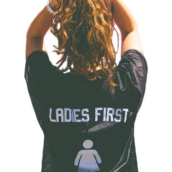 Ladies First Jersey