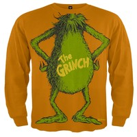 Dr. Seuss - Grinch Boys Juvy Long Sleeve
