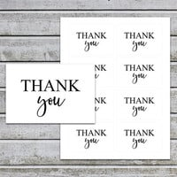 Thank You Favors Gift Tags Baby Shower Tags Wedding Thank You Favor Tags Thank You Printable Wedding Printable (v32ty) Instant Download