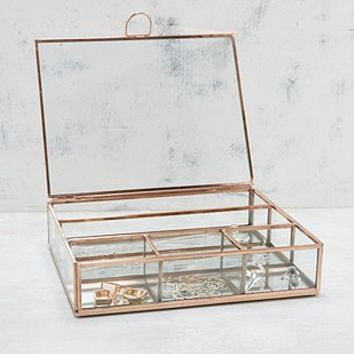Divided Jewellery Box - Urban Outfitters