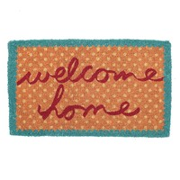 Welcome Home Coir Doormat