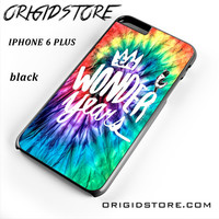 The Wonder Years Tie Dye For Iphone 6 Plus Case UY